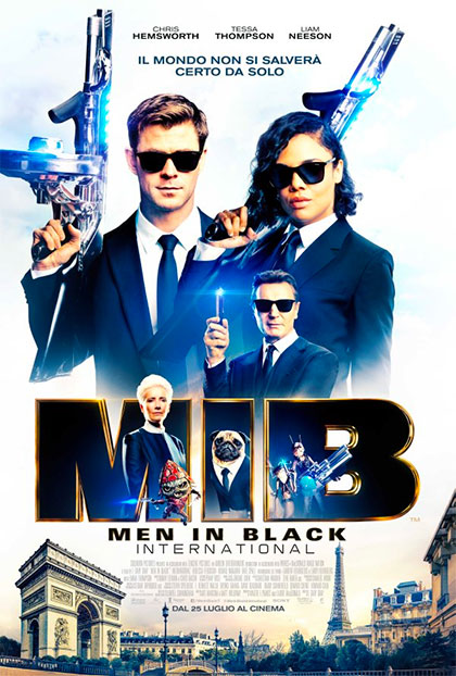 Men in Black – International