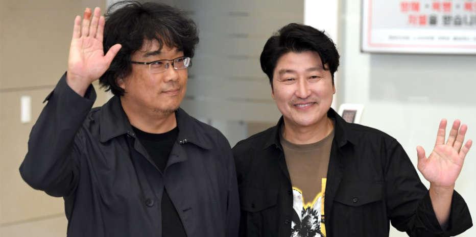Intervista a Bong Joon-ho e Song Kang-ho
