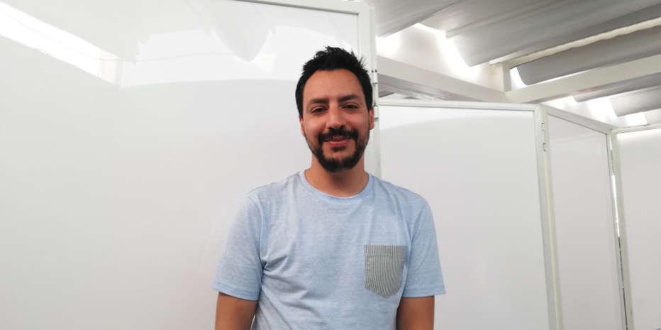 Intervista a Mehdi M. Barsaoui