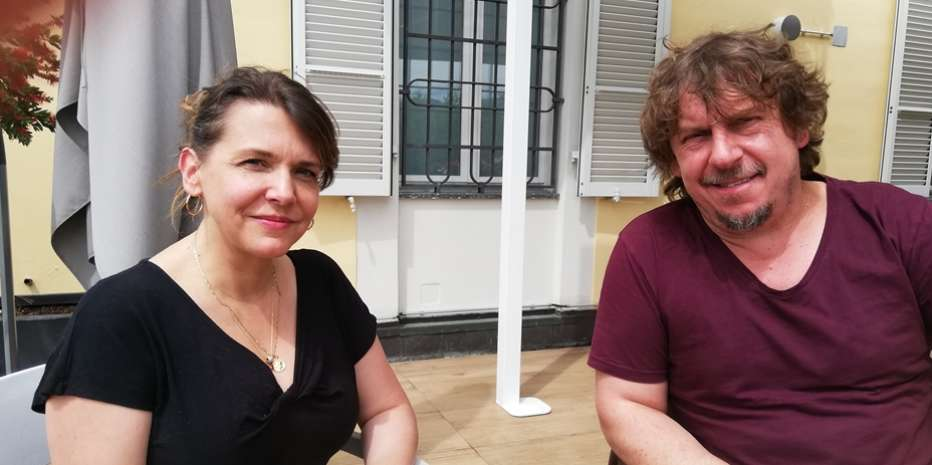 Intervista a Olivier Zabat ed Emmanuelle Manck