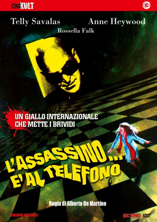 L'assassino… è al telefono