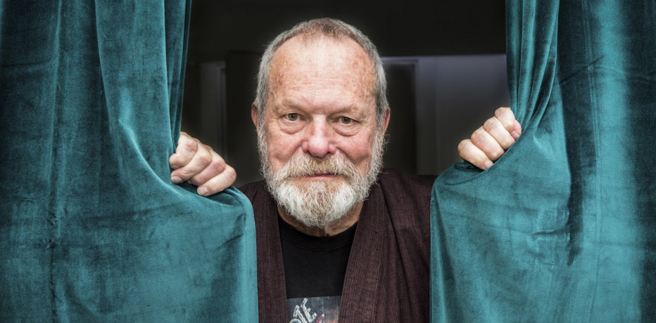 Intervista a Terry Gilliam