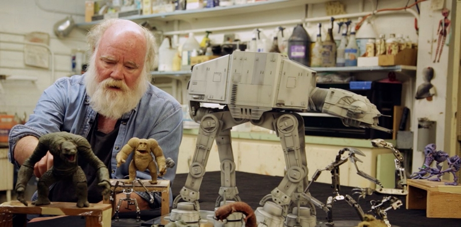 Intervista a Phil Tippett