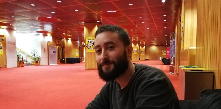 Intervista a Tiago Siopa