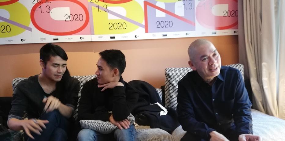 Tsai Ming-liang e Anong Houngheuangsy intervista