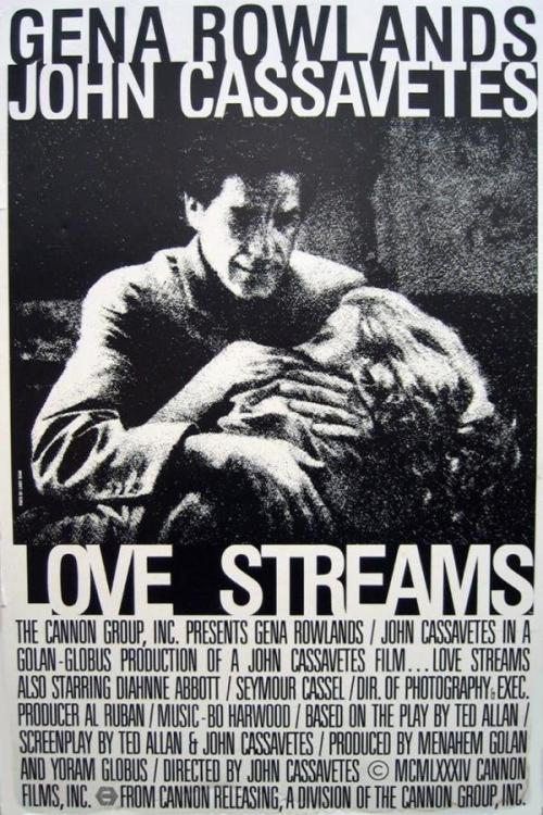 Love Streams – Scia d'amore