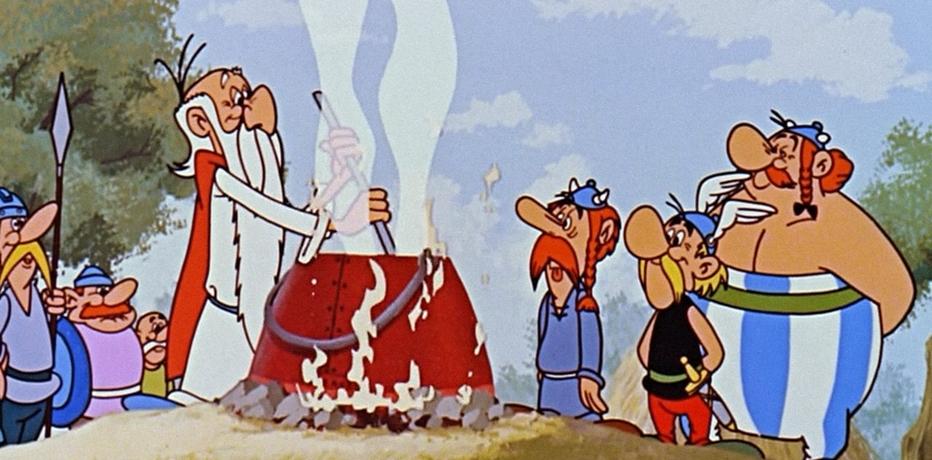 Asterix il gallico Recensione