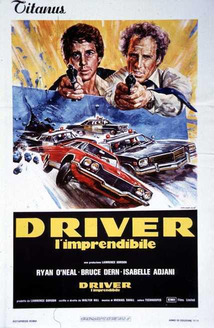Driver, l'imprendibile