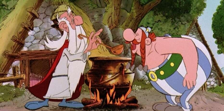 Le 12 fatiche di Asterix