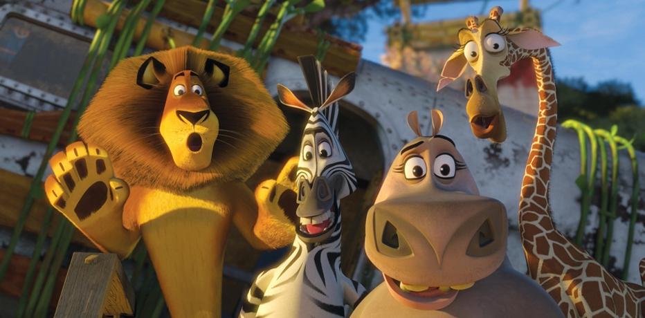 Madagascar 2 Recensione