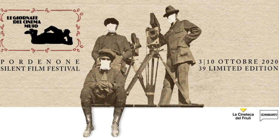 L'edizione 2020 delle Giornate del Cinema Muto si terrà online
