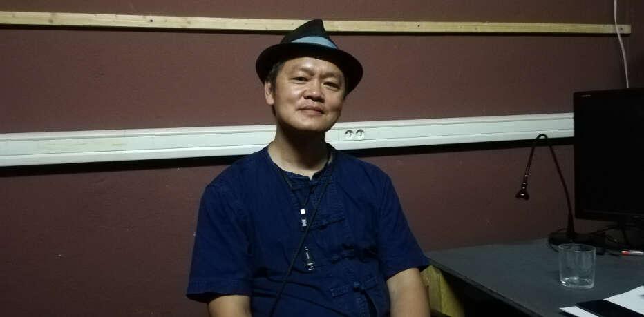 Intervista a Kiyé Simon Luang