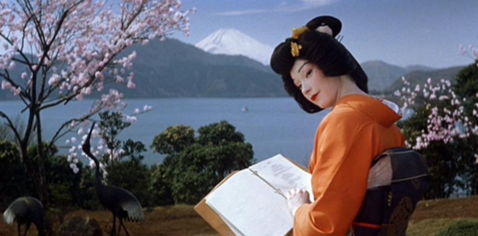 La mia geisha Recensione