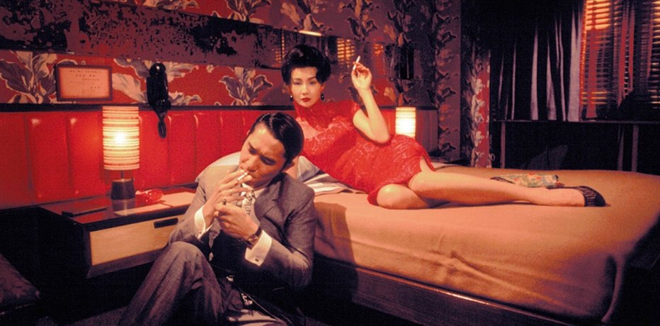 in the mood for love recensione