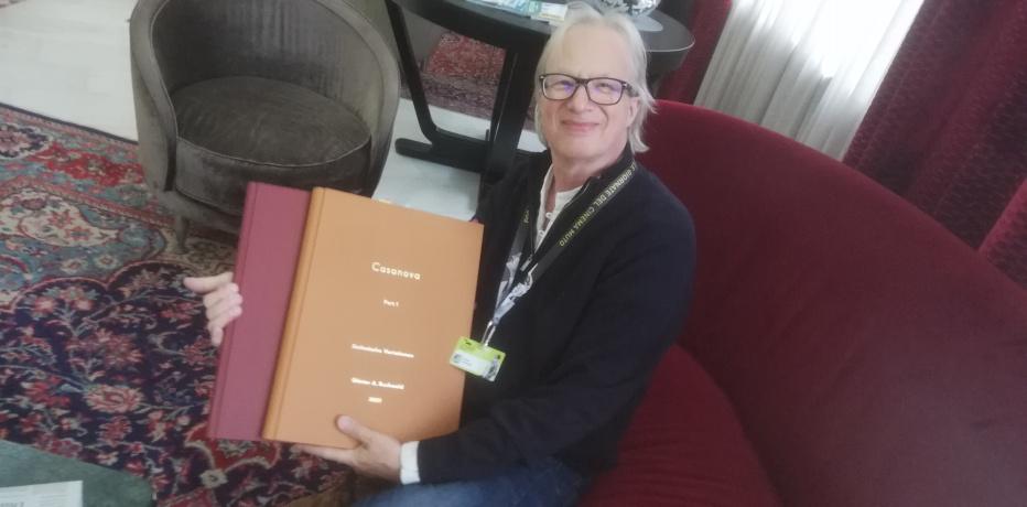 Intervista a Günter A. Buchwald